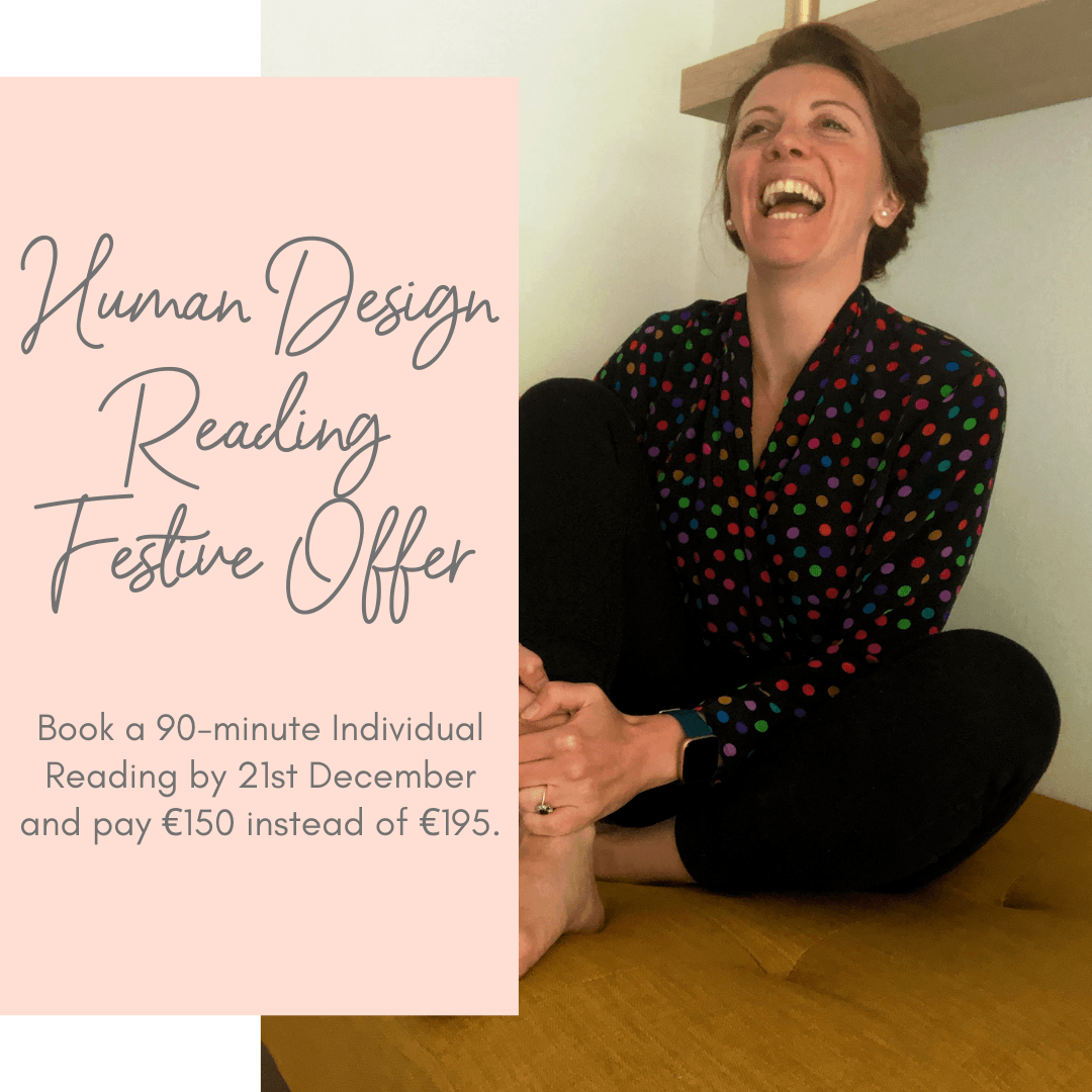 Human Design Reading Offer with Nicola Cloherty